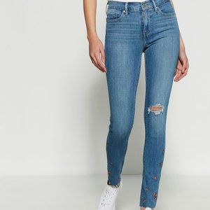 LEVI's 311 Embroidered Shaping Skinny Jeans 26